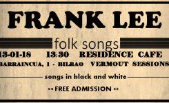 FRANK LEE CONCERT AT RESIDENCE CAFE.